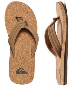 Quiksilver Carver Cork Sandals