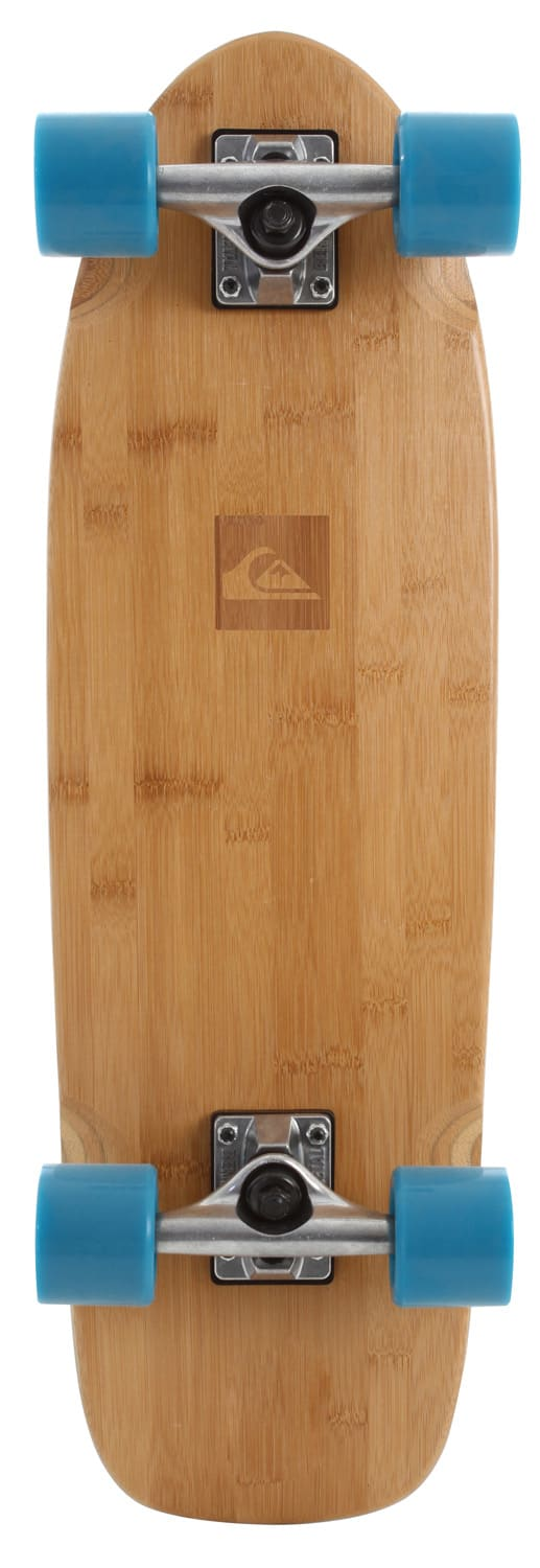 Shop for Quiksilver Classic Longboard Skateboard White