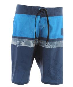 Quiksilver Cypher Kelly Nomad Boardshorts Vintage Blue
