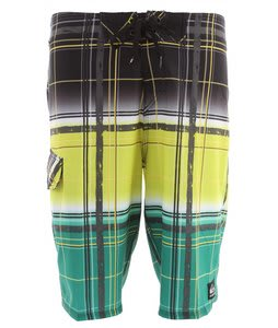 Quiksilver Cypher Wonderland Boardshorts Lime