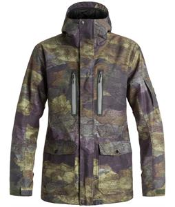 Quiksilver Dark And Stormy Snowboard Jacket