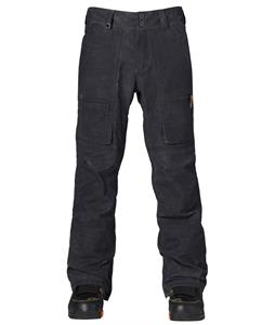 Quiksilver Dark And Stormy Snowboard Pants Caviar