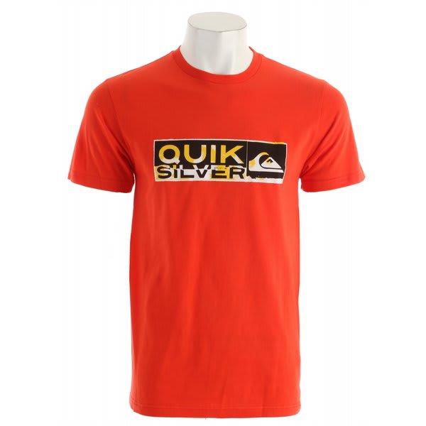 Quiksilver Drawing Near Slim T-Shirt