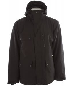 Quiksilver Drift Snowboard Jacket Black