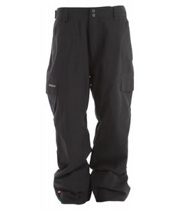 Quiksilver Drill Insulated Snowboard Pants Black