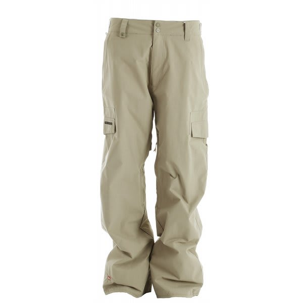 Quiksilver Drill Insulated Snowboard Pants