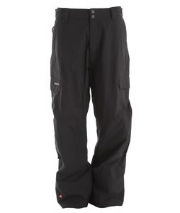 Quiksilver Drill Shell Snowboard Pants Black