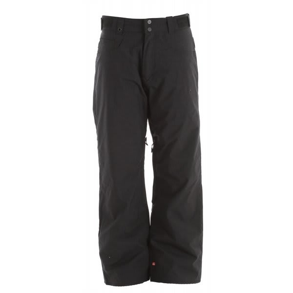 Quiksilver Drizzle Solid Insulated Snowboard Pants