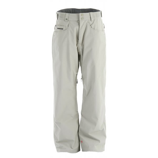 Quiksilver Drizzle Solid Shell Snowboard Pants