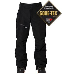 Quiksilver Dublin 2L Gore-Tex Snowboard Pants Caviar
