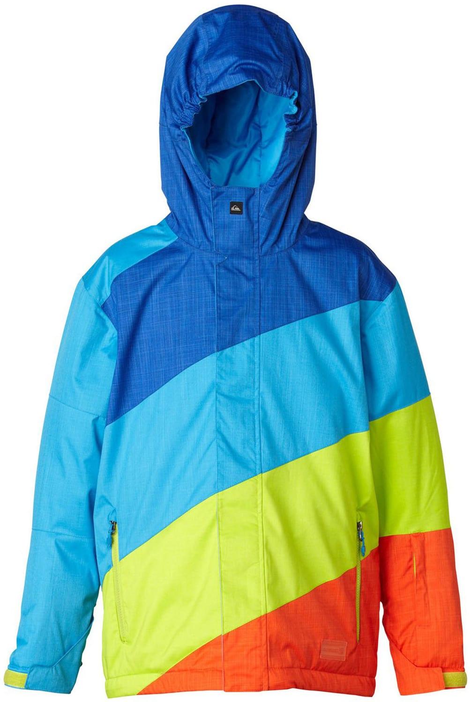 70ceb7298 Quiksilver Edge Snowboard Jacket Kids