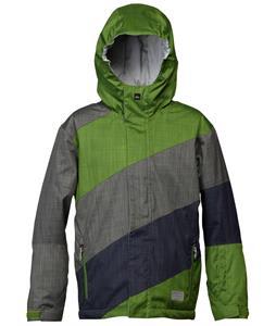 Quiksilver Edge Snowboard Jacket Treetop