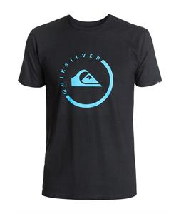 Quiksilver Everyday Active Black T-Shirt