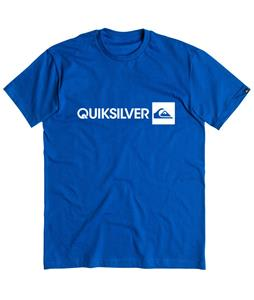 Quiksilver Everyday Gothic T-Shirt Olympian Blue