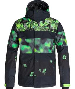 Quiksilver Fiction Snowboard Jacket