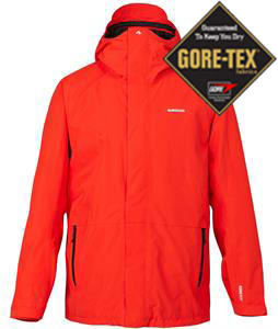 Quiksilver Forever 2L Gore-Tex Snowboard Jacket Fiery Red