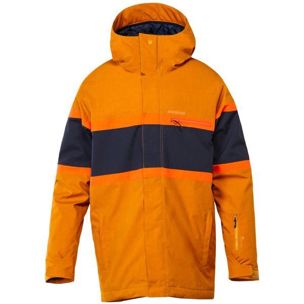 Quiksilver Fraction Snowboard Jacket