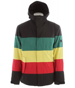 Quiksilver Fracture Snowboard Jacket Black