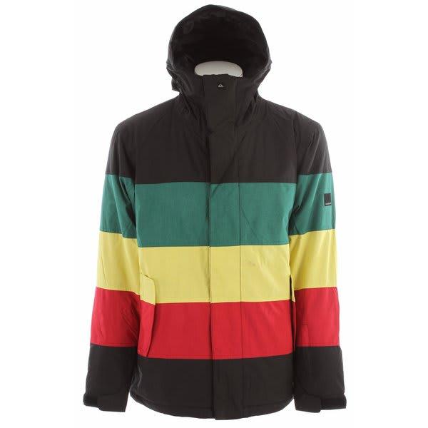 Quiksilver Fracture Snowboard Jacket