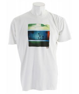 Quiksilver Futures T-Shirt Off White
