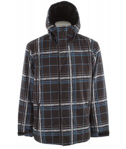 Quiksilver Grid Snowboard Jacket Black