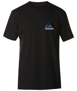 Quiksilver Grinder T-Shirt Black