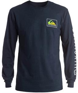 Quiksilver Heat Wave L/S T-Shirt