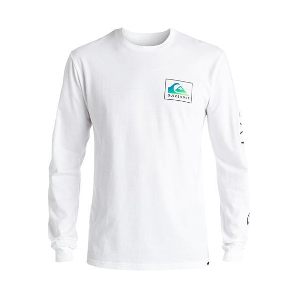 Quiksilver Heat Wave L/S T-Shirt
