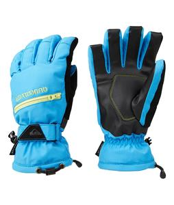 Quiksilver Hill Gore-Tex Gloves Brilliant Blue/Lime/Black