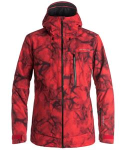 Quiksilver Impact Printed Gore-Tex Snowboard Jacket