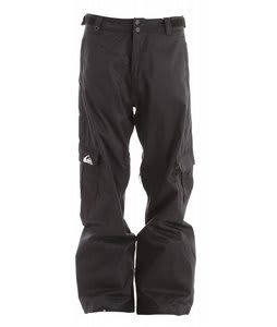 Quiksilver Impulse Snowboard Pants Black