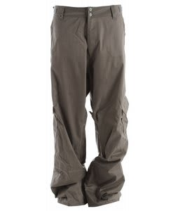 Quiksilver Impulse Snowboard Pants Smoke