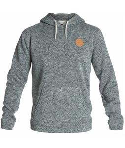 Quiksilver Keller Hood Hoodie Medium Grey Heather