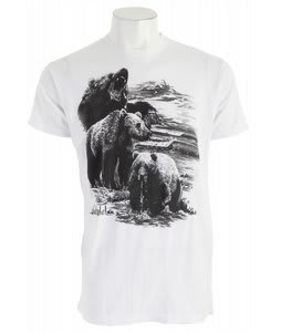 Quiksilver Kodiak T-Shirt Off White