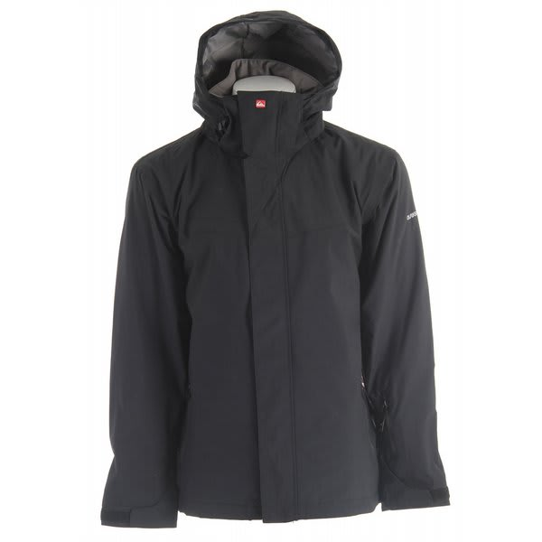 Quiksilver Last Mission Solids Insulated Snowboard Jacket