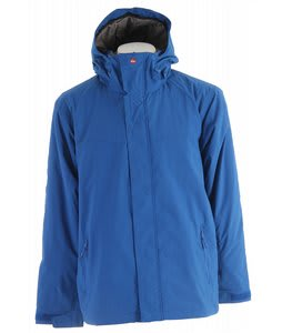 Quiksilver Last Mission Solids Insulated Snowboard Jacket Royale