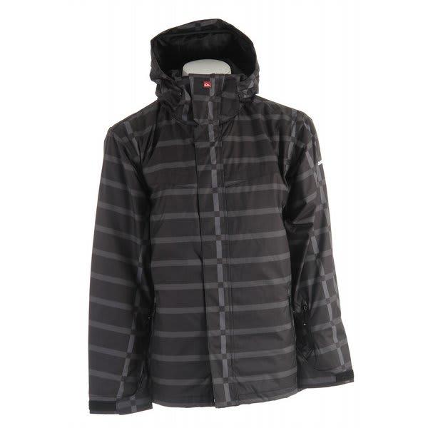 Quiksilver Last Ride Snowboard Jacket