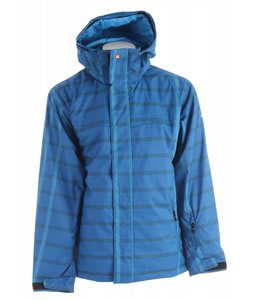 Quiksilver Last Ride Snowboard Jacket Royale Bandajack
