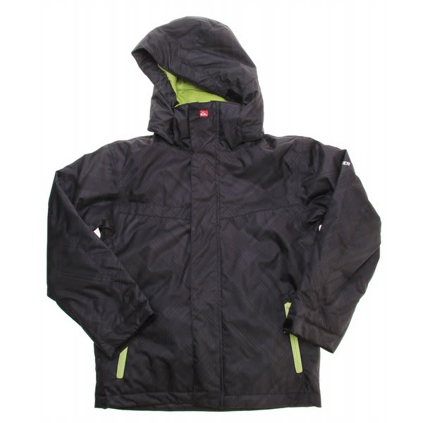 Quiksilver Last Mission Prints Snowboard Jacket