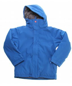 Quiksilver Last Mission Solids Snowboard Jacket Royale