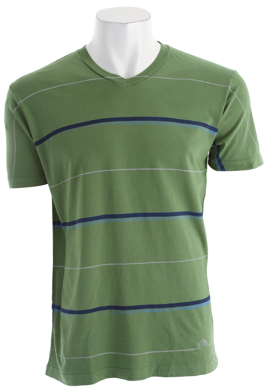 Shop for Quiksilver Loading Zone Shirt Grasshopper - Men's