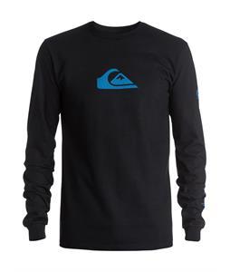 Quiksilver Logo L/S Shirt