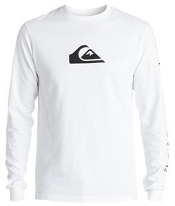 Quiksilver Logo L/S T-Shirt