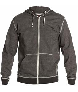 Quiksilver Major Zip Hoodie Dark Grey Heather