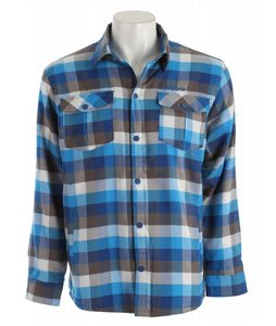 Quiksilver Mathieu Crepel Riding Shirt Royale