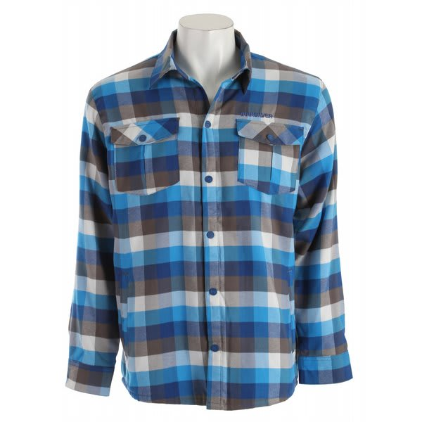 Quiksilver Mathieu Crepel Riding Shirt