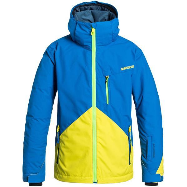 Quiksilver Mission Color Block Snowboard Jacket