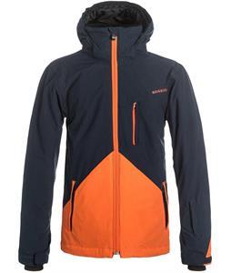 Quiksilver Mission Colorblock Snowboard Jacket