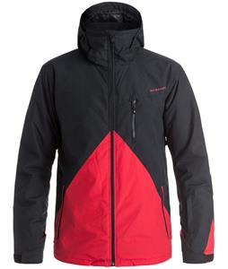 Quiksilver Mission Colorblock Snowboard Jacket