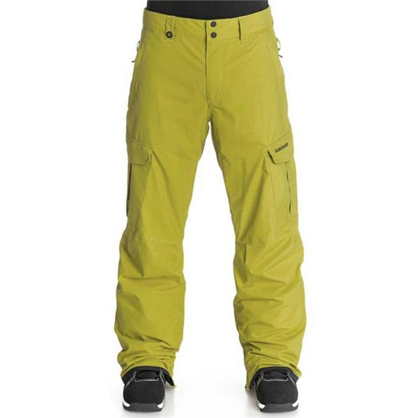 Quiksilver Mission Insulated Snowboard Pants